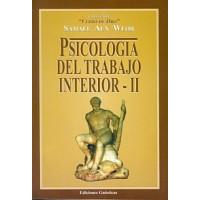 Psicología de Trabajo Interior -II-